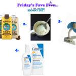Friday Faves!