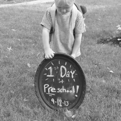 Why Moms Cry on the First Day of School…