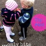 Parenting 101: Help! My kid bites, hits, and kicks!