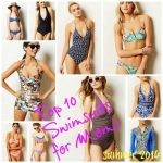 Top 10 Swimsuits for Moms!