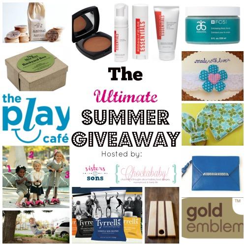 ultimate summer giveaway