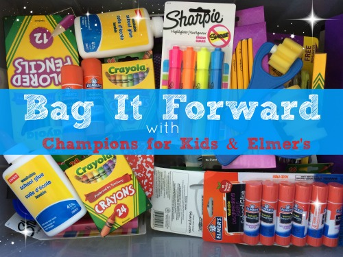 bag it forward champions for kids