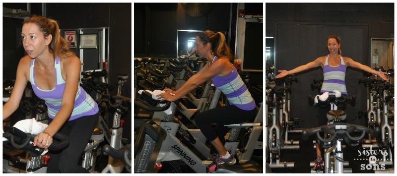 focus fitness main line spinning