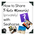 How to Share Photos Privately with Seahorse