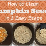 How to Clean Pumpkin Seeds (a revelation)