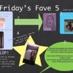 Friday's Fave 5 (and one Flop)