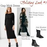 Holiday Outfit Ideas – 1 piece 3 ways and FUN with Buffalo Plaid