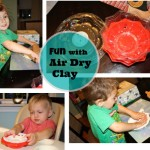 Super Cool Air Dry Clay Projects