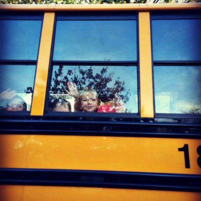 Bus Stop Guilt.