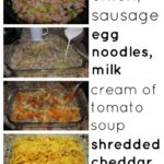 Nana's Easy Weeknight Casserole: Concoction