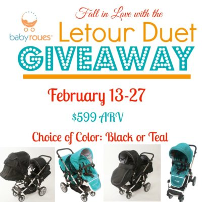 Babyroues Letour Duet GIVEAWAY!