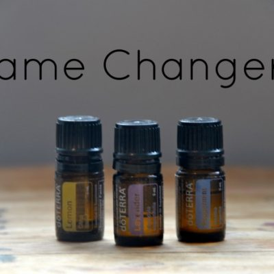 Why I Jumped on the Essentials Oils Bandwagon {+ a GIVEAWAY!}