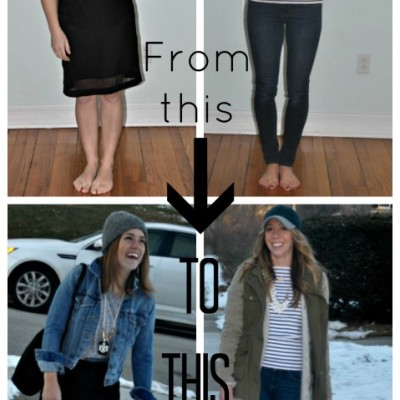 Keep it Simple {Wardrobe Update Series}
