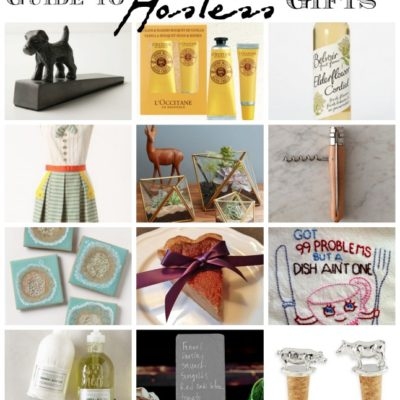Your Guide to Hostess Gifts