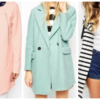 April Showers bring……..Spring Jackets(!!!)