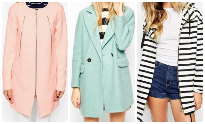spring statement coats
