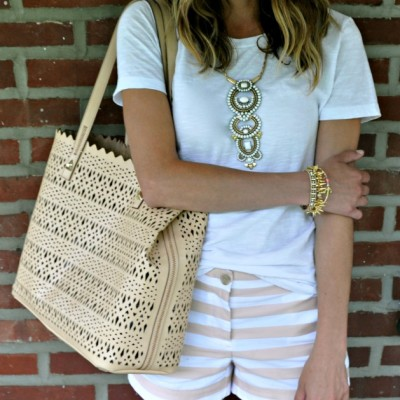 Neutral Summer with Stella & Dot (+ a GIVEAWAY!)