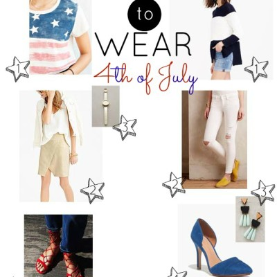 What to Wear 4th of July