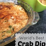 The Best Crab Dip (in the whole wide world)