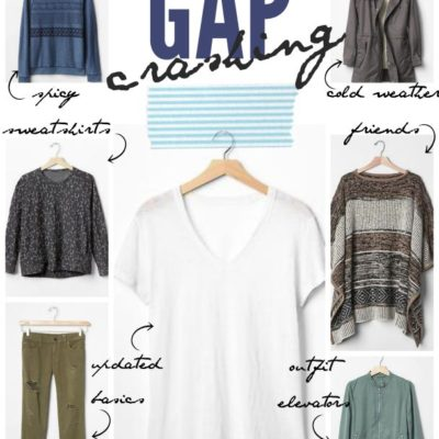 {Gap Crashing} Fall Style Must-Haves