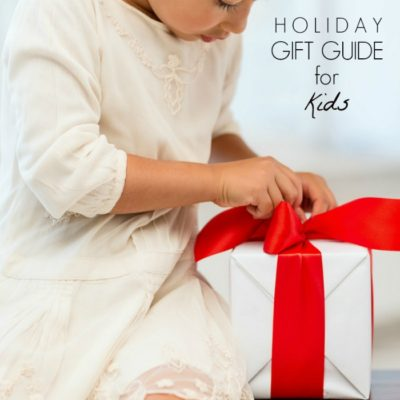 Holiday Gift Guide for Kids {Part 1 – Building Toys, Arts + Crafts, Sports}