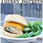 Veggie Loaded Turkey Burgers