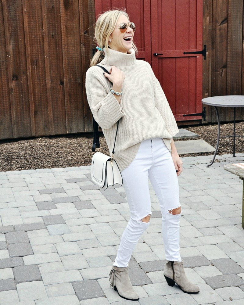 winter neutrals outfit ideas