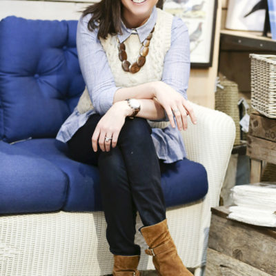 Reader Style Series: Comfortably Chic Real Mom Style