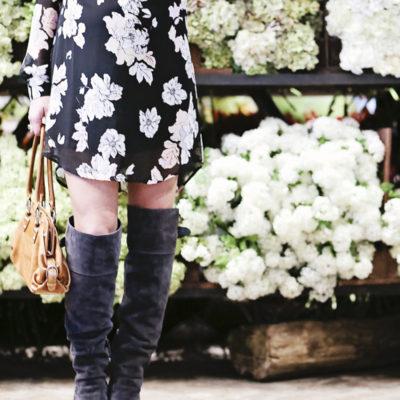 In Bloom: Spotlight on Floral Dresses