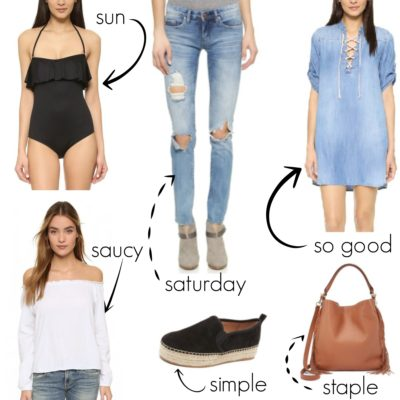 Top Picks from the Shopbop Friends and Family Sale