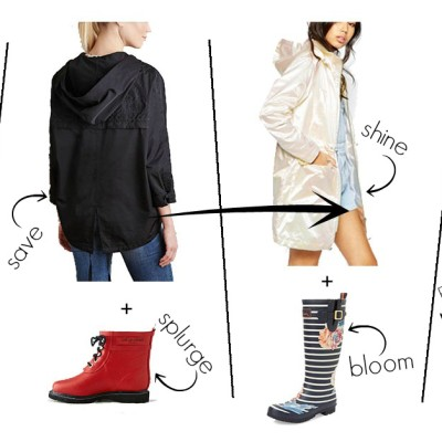 Your Guide to the Best Rain Boots (seriously cool ones)