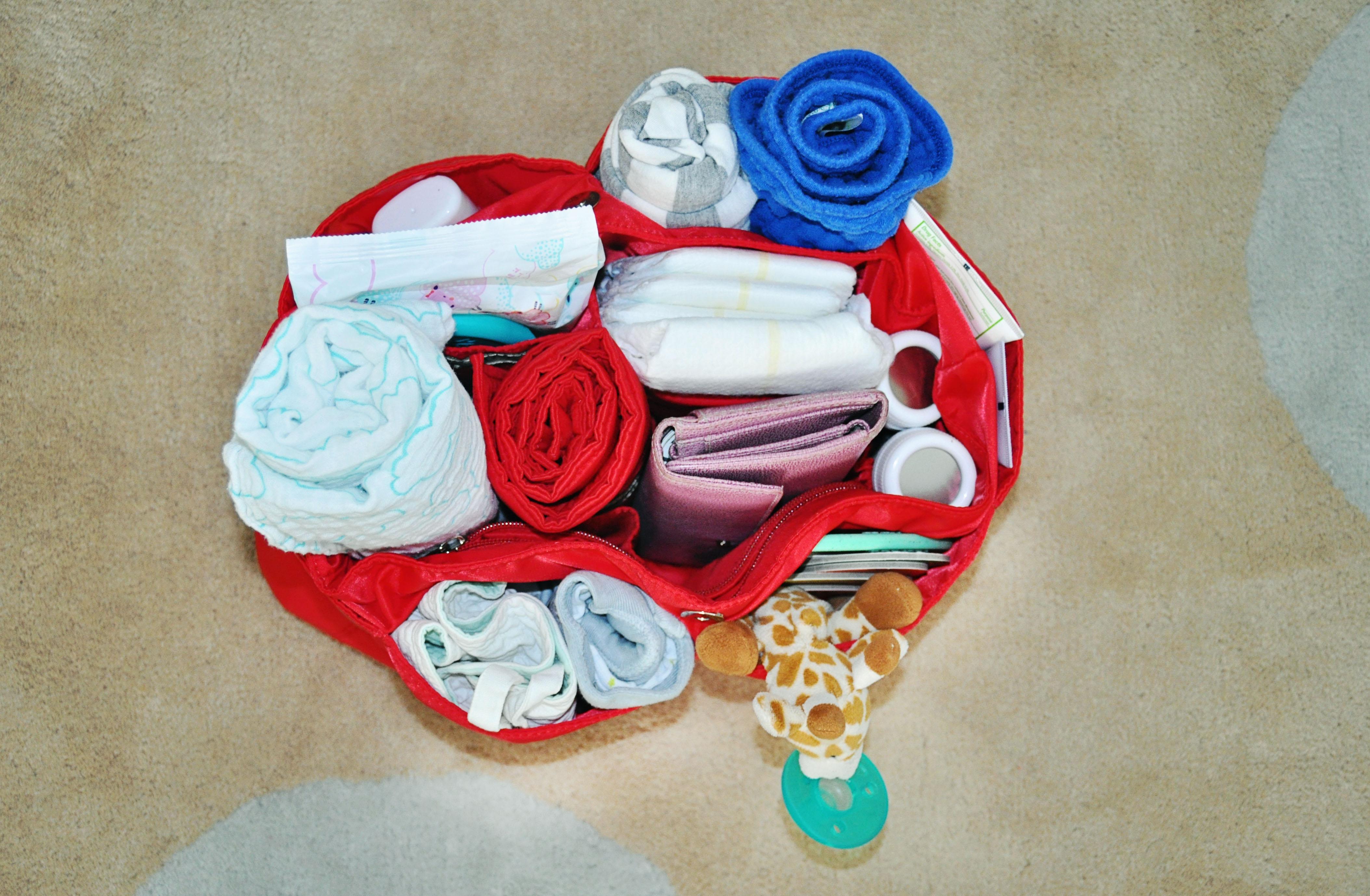 lily jade diaper bag insert