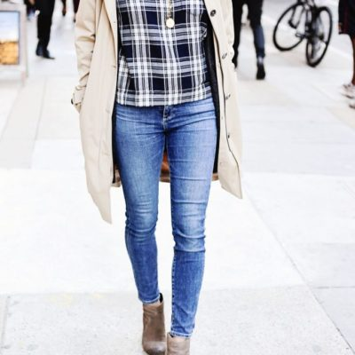 Fall Outfit Inspiration (12 Head-to-toe Looks)