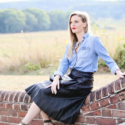 Reader Style Crush: Holiday Outfit Inspiration