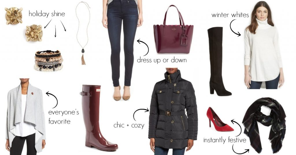nordstrom winter clearance, holiday outfit ideas