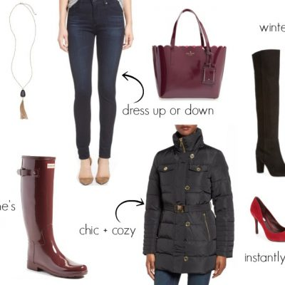 Everything You Need For Winter at the Nordstrom Fall Clearance
