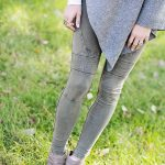 Ponchos + Moto Leggings with Nordstrom