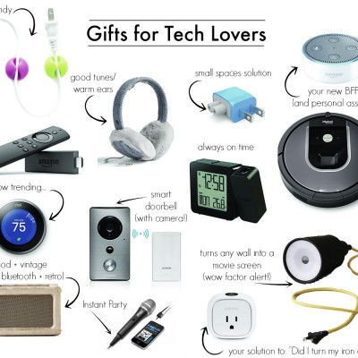 Tech Gifts for Gadget Lovers
