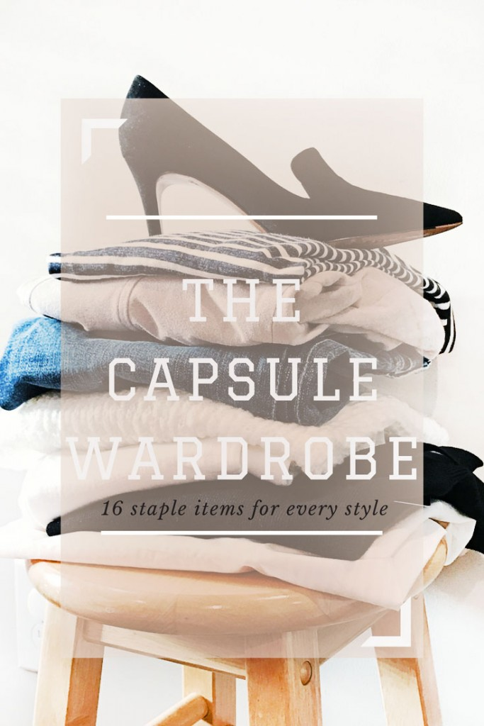 Capsule Wardrobe For Every Style