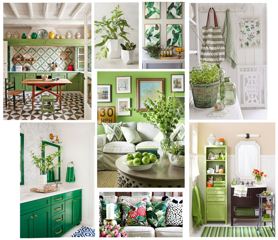 greenery pantone color of the year