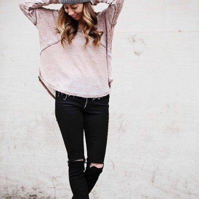 Nursing Friendly Tops (and one of my all time favorite outfits!)