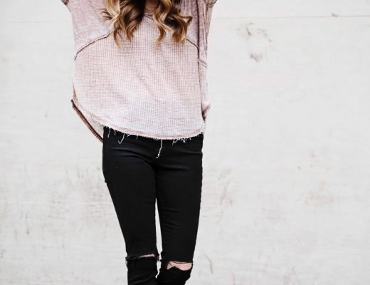 the motherchic wearing free people crossfire thermal