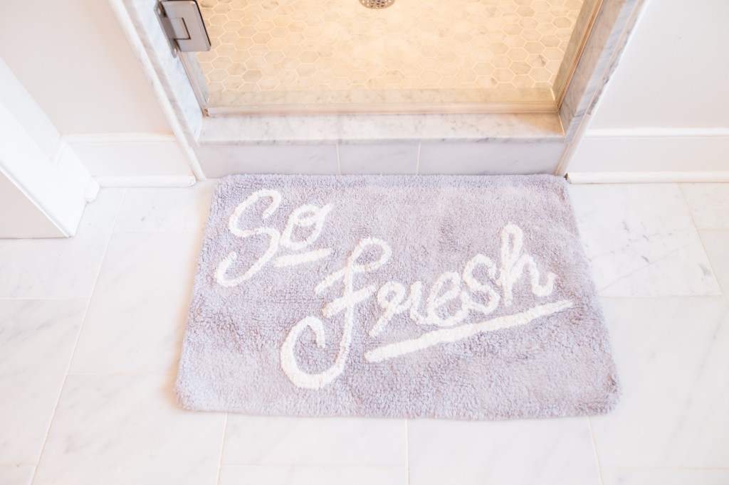 urban outfitters so fresh bathmat