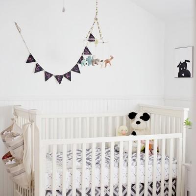 Scandinavian Nursery Reveal