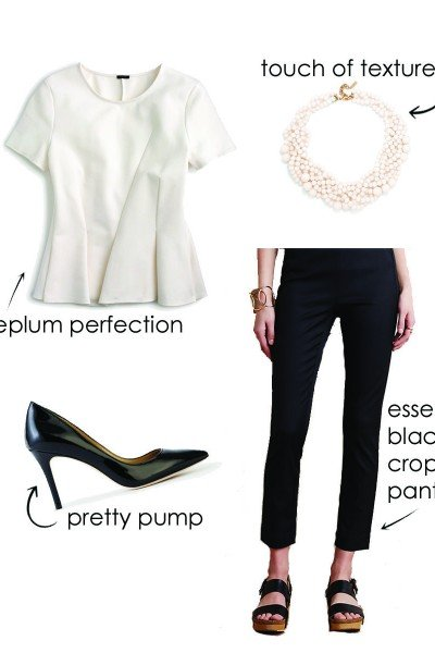 Spring Workwear Outfit Inspiration