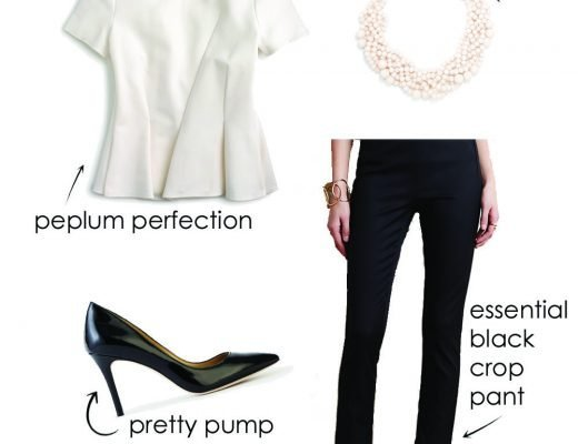 spring workwear outfit ideas