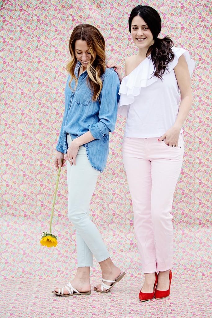 nordstrom pastel jeans