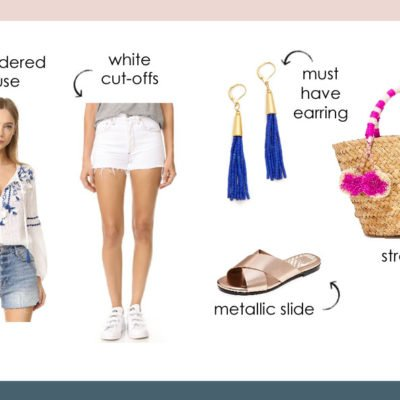 The Shopbop Spring Event – 3 Curated Looks