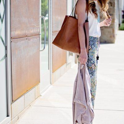 Workwear (and life) Must: Drawstring Pants