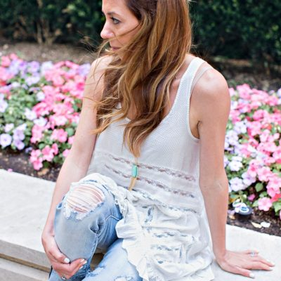 Give Me All the Flowy Tops